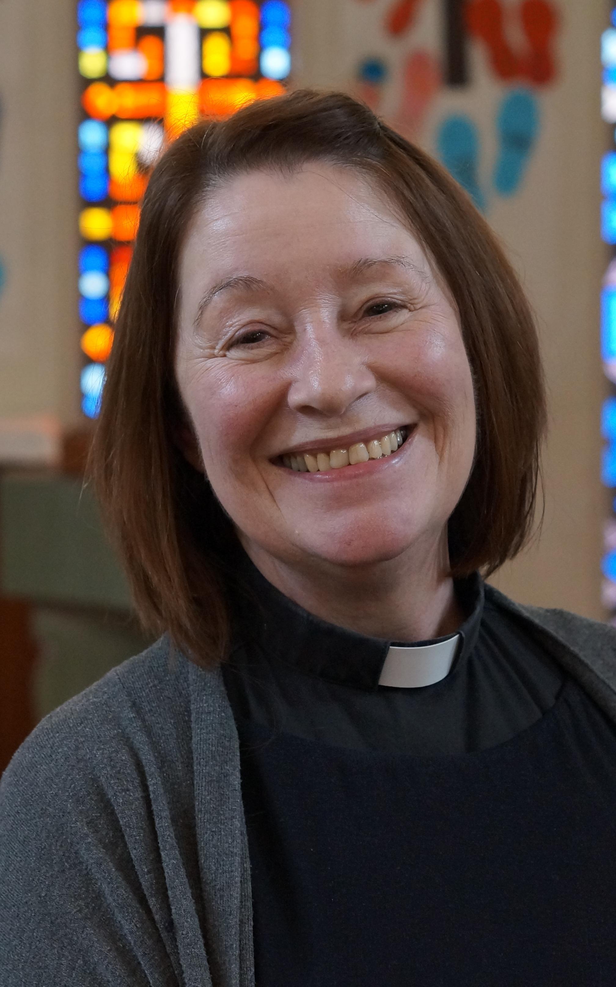 Rev'd Ann Alexander
